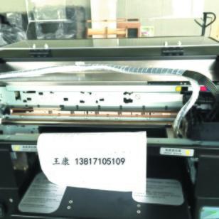 PVC膜万能打印机 博易创塑料膜图片