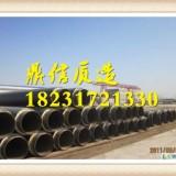 供热网保温钢管聚氨酯发泡保温钢管