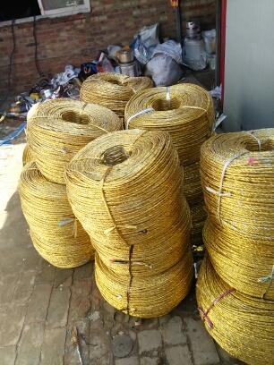 黄金绳 大棚压膜绳