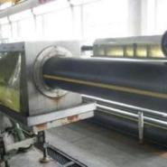 陕西乾县PE燃气管材、燃气管件图片
