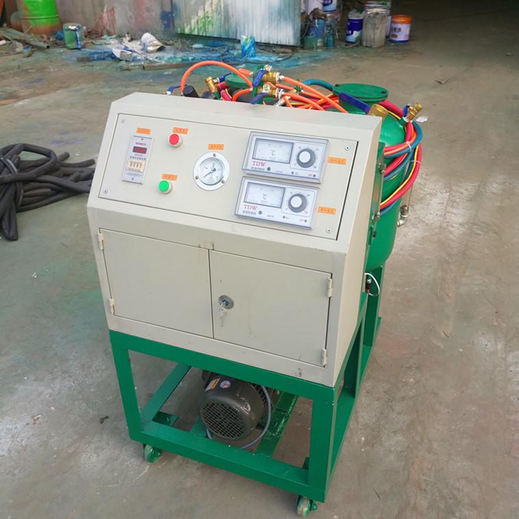 聚氨酯冷库喷涂机, 山东聚氨酯低压喷涂机价格