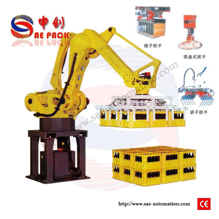 厂家直销——全自动机器人码垛机SAM-01