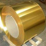 江铜环保H62黄铜带半硬软态黄铜带规格0.2mm0.3mm任意分条加工