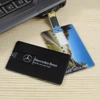 【免费打样】现货彩印定制卡片U盘 足容量正品卡片u盘 1g 2g 4g 8g 16g 32g