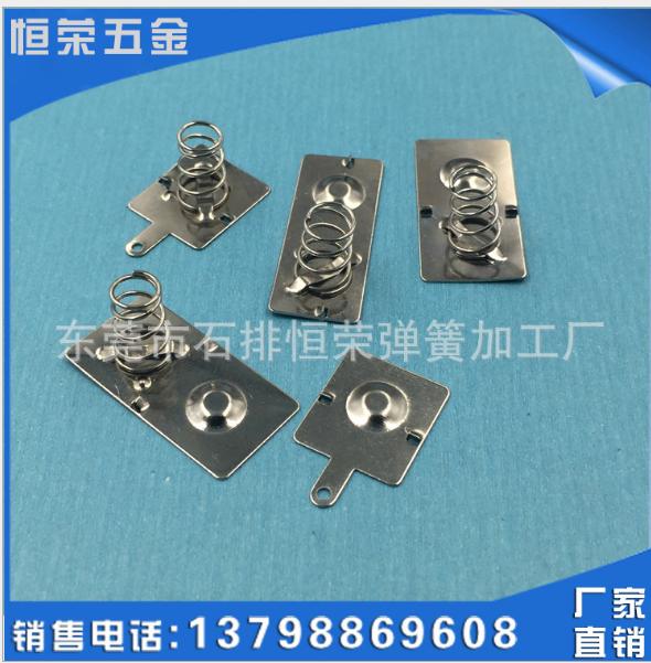 生产迷你小风扇电池片 充电小风扇电池座 工厂报价量大免模费