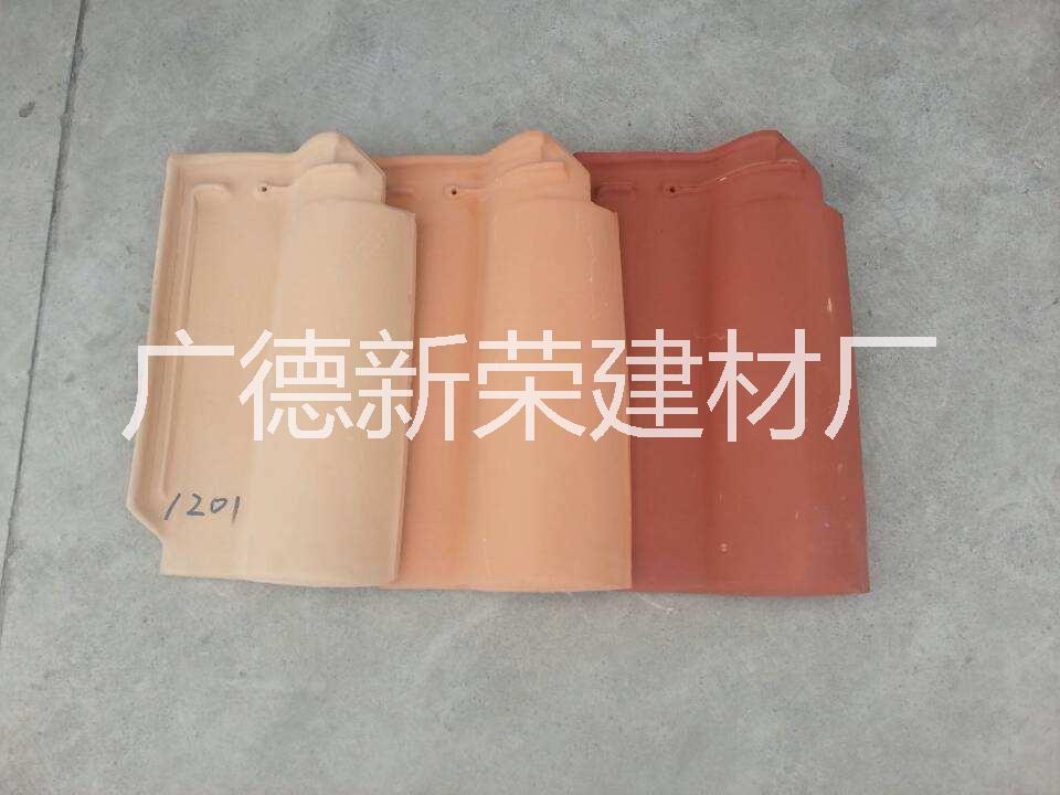 供应河南罗曼瓦厂、郑州筒瓦价格、登封双筒瓦直销处新郑西班牙瓦价格