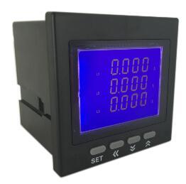 OEM加工LCD液晶型多功能电力仪表贴牌生产