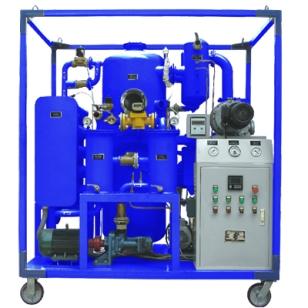 ZYD变压器油专用双级真空滤油机图片