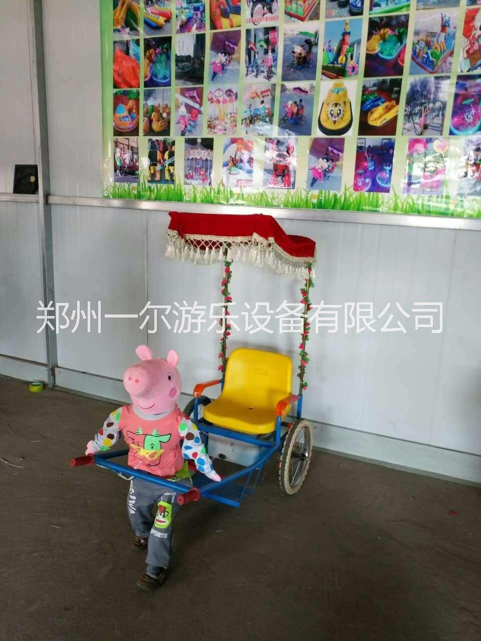 枣庄哪里有卖小羊人拉车机器人拉黄包车鬼子拉车的