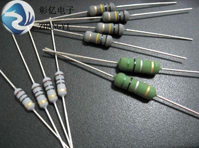 绕线电阻 1/6W绕线电阻