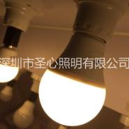 saa fcc认证球泡灯 10W图片