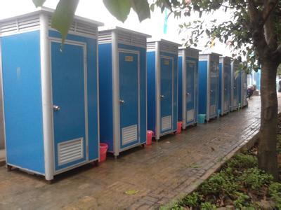 济南租赁厕所低价租赁移动厕所