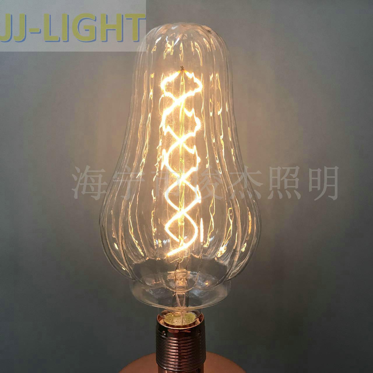 厂家直销南瓜led软灯条复古灯家装节能型复古风格