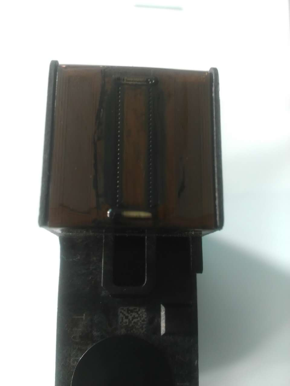 HP45溶剂快干HP2580原装墨盒金属喷印