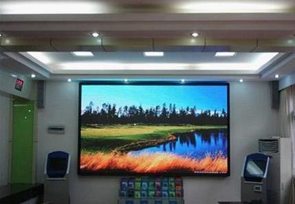 室内全彩P4 LED显示屏 厂家 直销