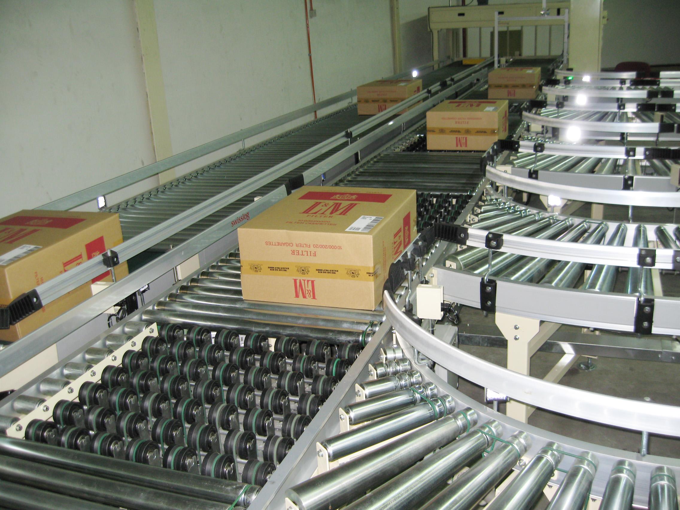 上海电商分拣线价格 上海电商分拣线报价 上海分拣线生产厂家