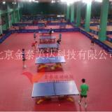 厂家直销乒乓球PVC地板