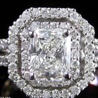 上海上门高价收购钻石戒指项链裸钻