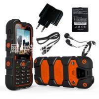 深圳南山犀牛三防手机XN518内存32MCPU2.2大猩猩钢化玻璃 XN518三防手机