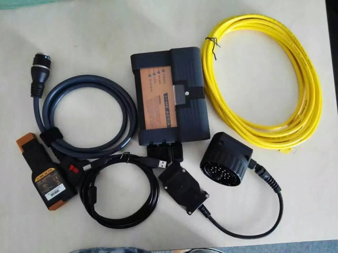 宝马诊断电脑宝马原厂检测仪ICOM A3工程师编程诊断软件
