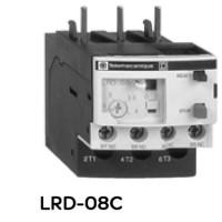 深圳施耐德热继电器LRD02C 系列原装现货供应