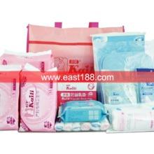纸品包装袋女用卫生巾包装袋软抽纸袋图片