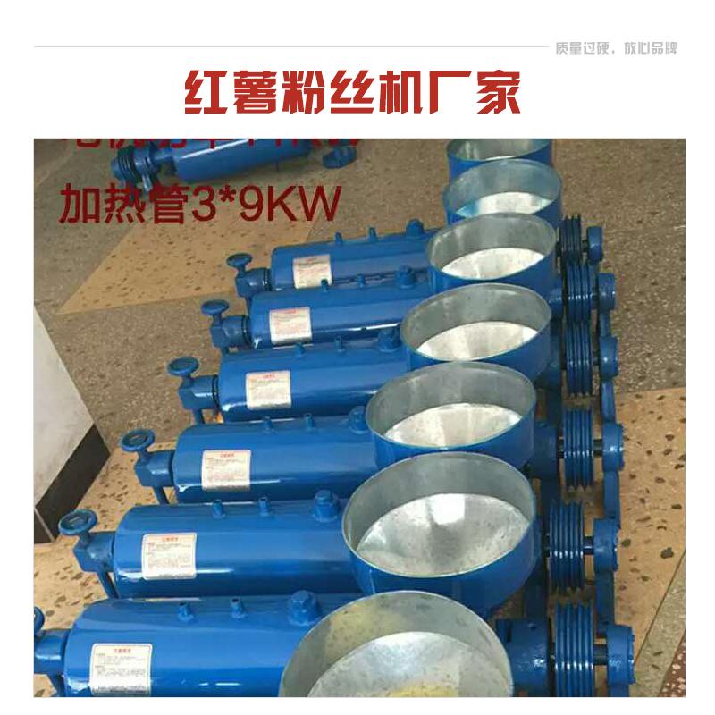 红薯粉丝机厂家多功能红薯粉条机淀粉加工机械设备全自动粉条机