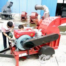 四川园林树枝粉碎机厂家 园林树枝粉碎设备产品使用说明