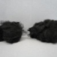 抗菌除臭 纺织用中空棉 竹炭纤维 厂家直销