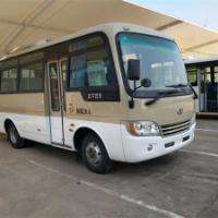 供应牡丹26座中巴车,6.6米中巴车,26座客车