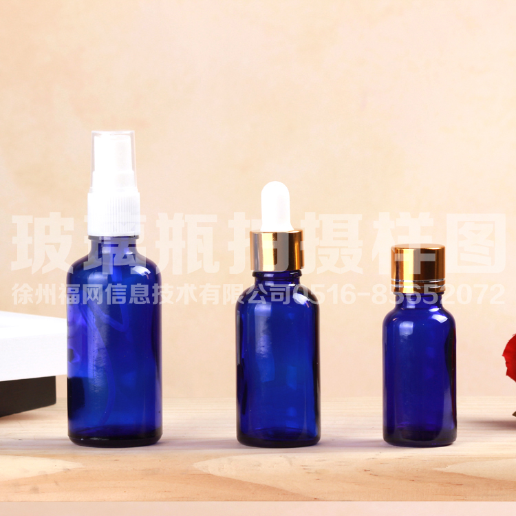 厂家热销各种规格型号的精油瓶