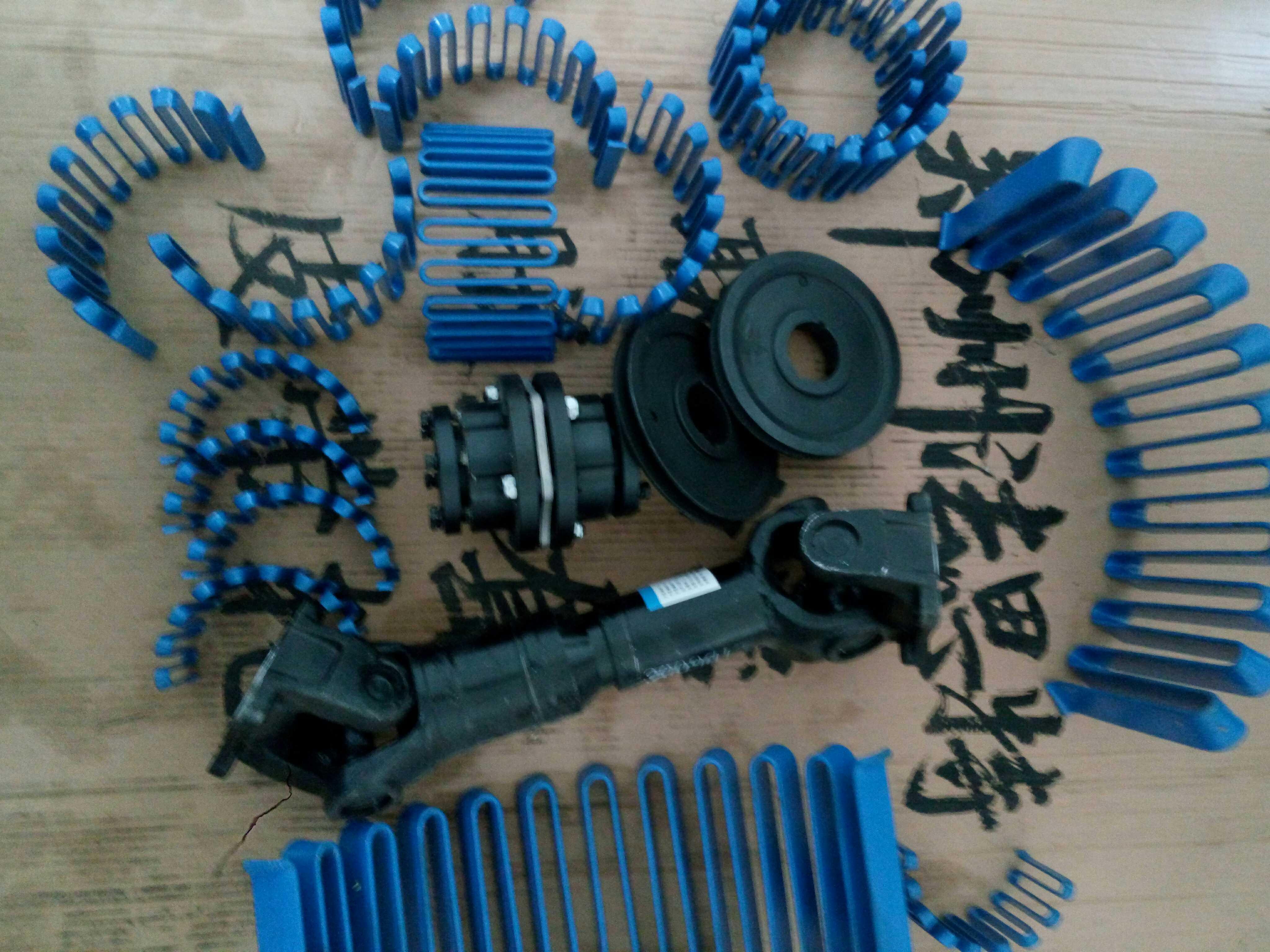 JS蛇形弹簧联轴器 河南JS蛇形弹簧联轴器厂家直销