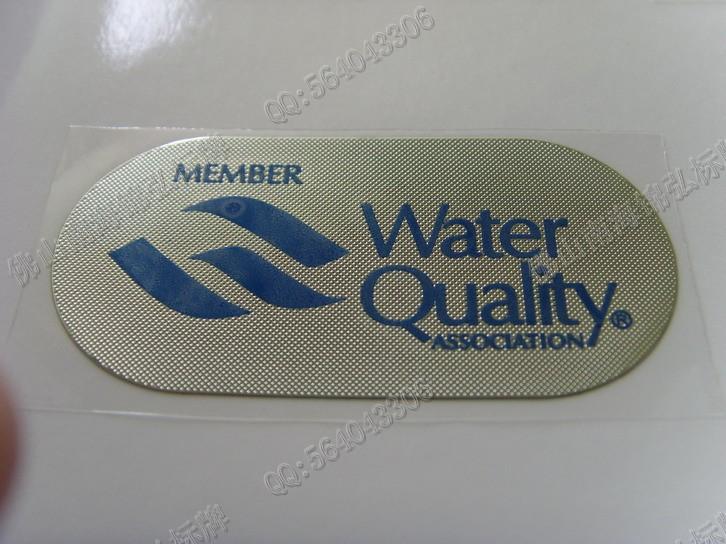生产各种电铸网纹标牌 LOGO标 电铸商标 金属标商标来图定
