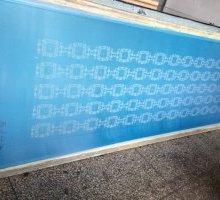 长沙特大玻璃丝印网版 贵州丝印网版 云南丝玻璃丝印网版