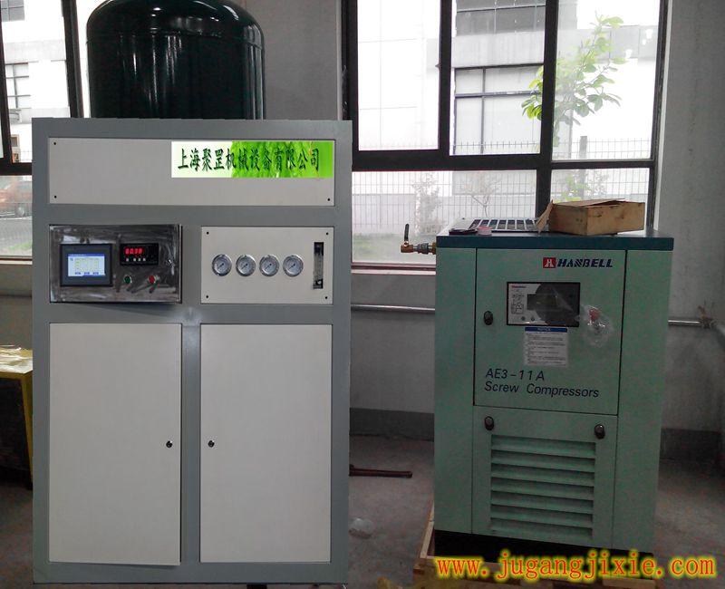 食品气调包装专用氮气制氮机厂家上海聚罡直供熟食、果蔬专用食品级制氮机
