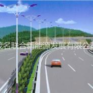 深圳一体化太阳能路灯工程施工方案图片