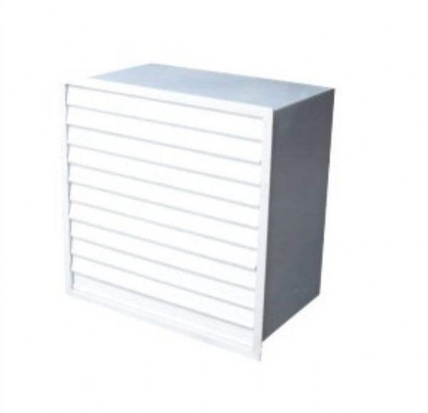 铝合金单层百叶排风口销售