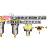 上海燃气减压阀U13-W6/F,外螺纹黄铜燃气减压阀细节图