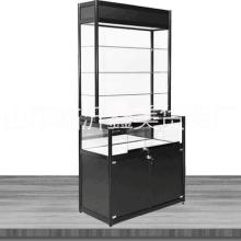 L型展示柜厂家直销玻璃展示柜饰品展柜 手机货柜展示柜 陈列柜