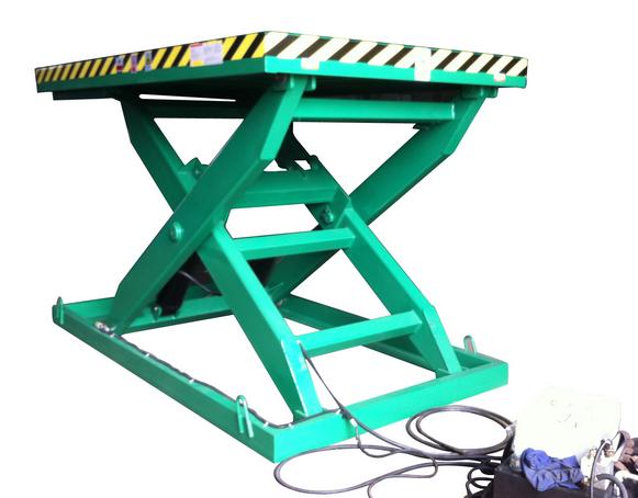 合肥固定式升降机/合肥固定液压升降机-腾禾机械 合肥固定式升降机/腾禾机械