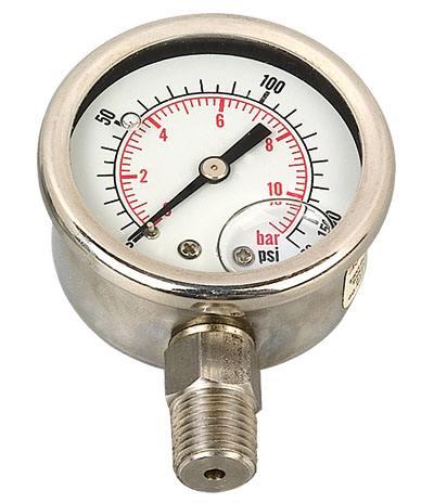 压力表. 耐震压力表.YN-60 100 150耐震压力表.压力表