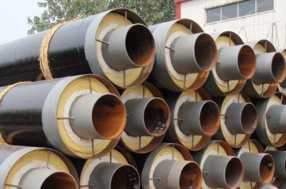 安徽钢套钢直埋保温钢管厂家
