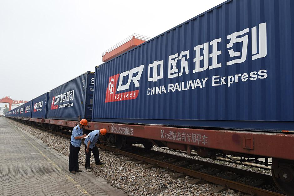 意大利进口家具铁路运输的国际货代物流公司,进口铁路班列运输