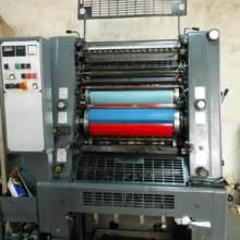 回收二手胶印商标印刷机 二手胶印间歇轮转商标印刷机图片