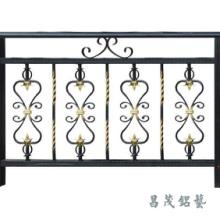 昌茂铝艺护栏 铝艺阳台护栏 供应直销铝艺护栏 铝合金精雕扶手栏杆 铁艺护栏
