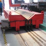 轨道牵引平板车图片