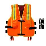 江苏库尔 消防员救生衣,消防员气涨救生衣
