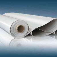 1.2mm带布pvc防水卷材 批发国标内增强加筋pvc防水卷材