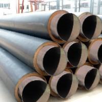 小区供暖聚氨酯直缝保温钢管生产厂 甘肃小区供暖发泡聚氨酯直缝生产厂