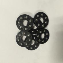 平面滚针推力轴承塑料保持架8*22*3.175玩具轴承